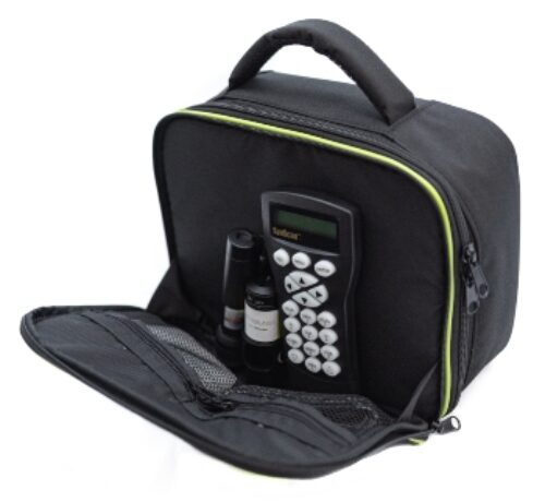 Padded bag for eyepieces and accessories